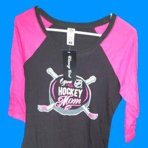 NHL Hockey Mom Dress